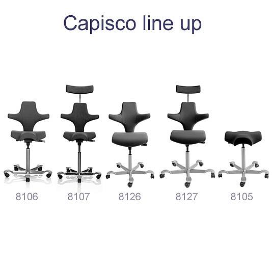 HÅG Capisco line up