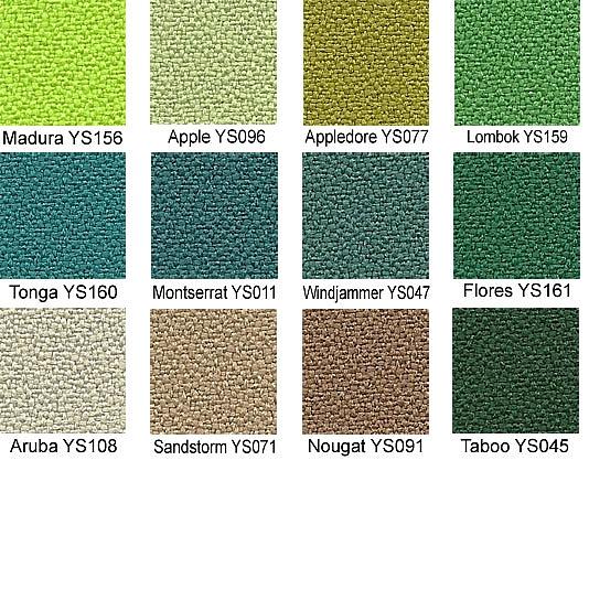 Colour chart 4 Xtreme