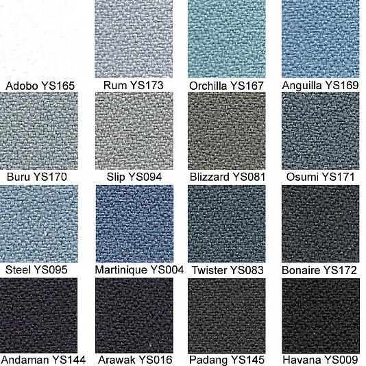 Colour chart 1 Xtreme