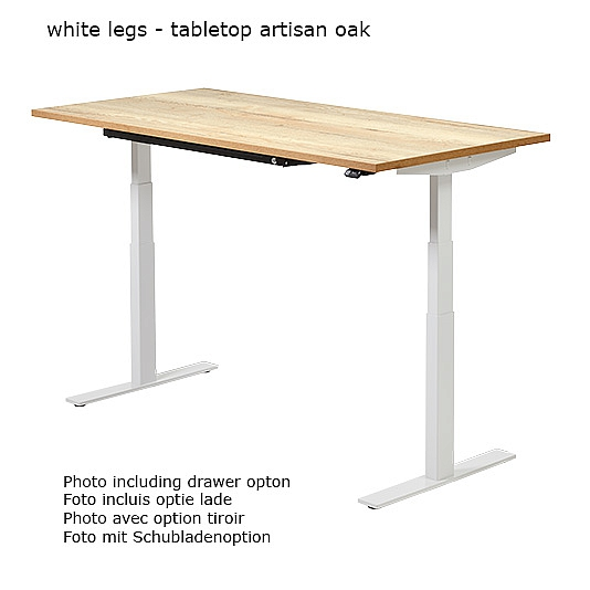 Wit artisan oak